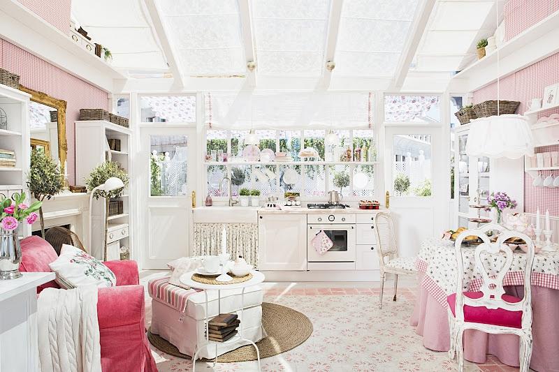 Kalzeno dekorasyon ev dekorasyon dekor mutfak mobilyalar dekoratif bahce bahce ilgin diy - Casa shabby chic ikea ...