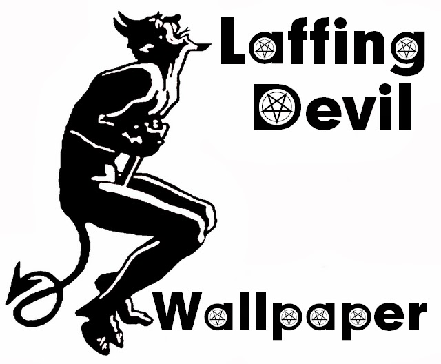 Laffing Devil Wallpaper