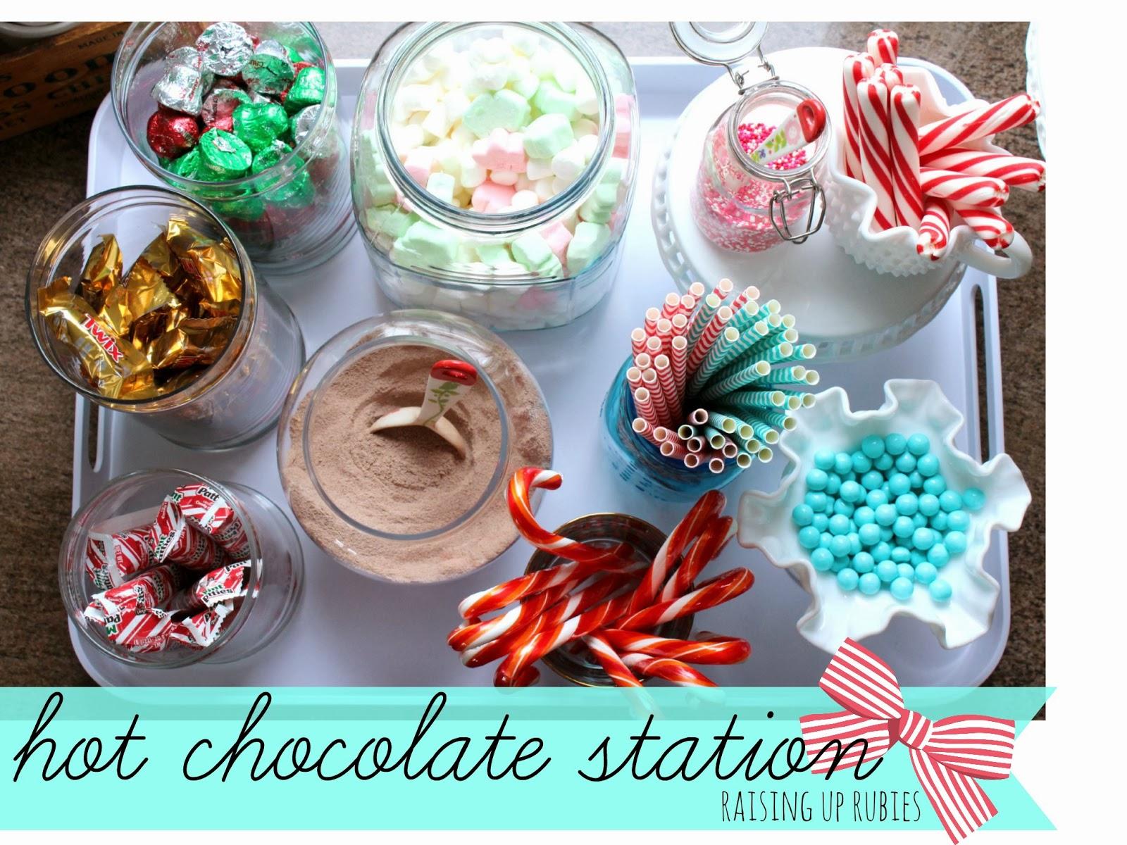 Raising Up Rubies Blog A Happy Little Hot Chocolate