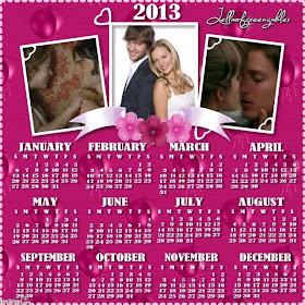 Il calendario del 2013