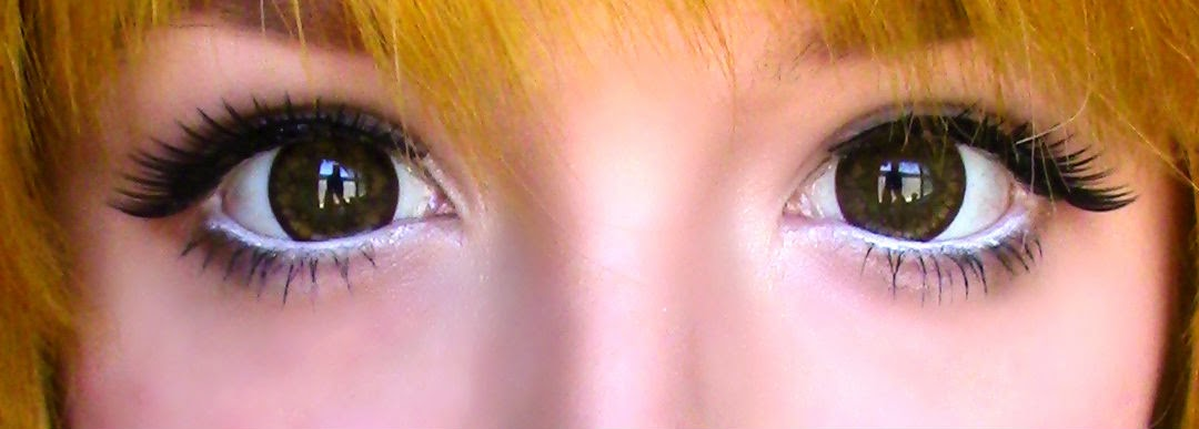 Cafe Mimi Latte: Sweet & Natural Dolly Eyes