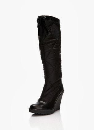 Armani Jeans 2013 Bot ve çizme modelleri