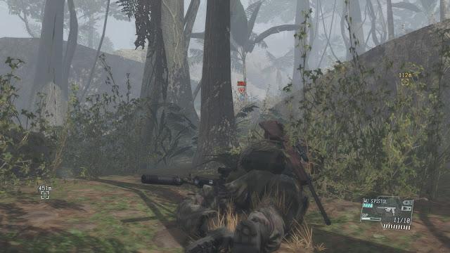Metal Gear Solid V: The Phantom Pain angola