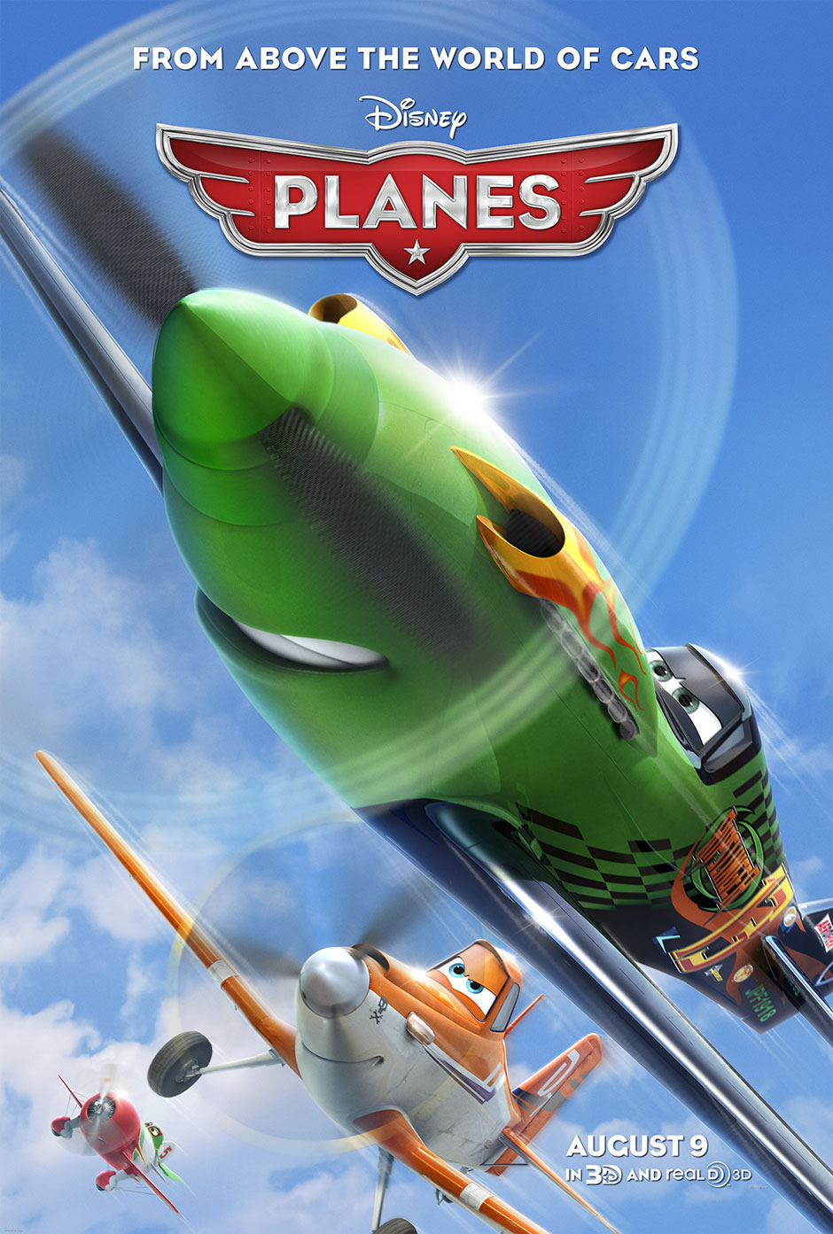 Watch Planes 2013 Full Movie Online Official Trailor Watch Online For Free