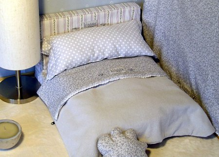 Mis mascotas camas para tu mascota - Como hacer una cama de perro ...