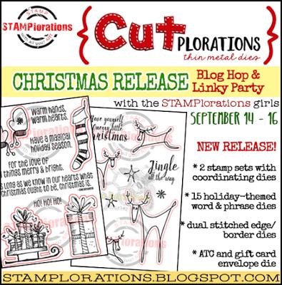 CUTplorations Christmas Blog Hop