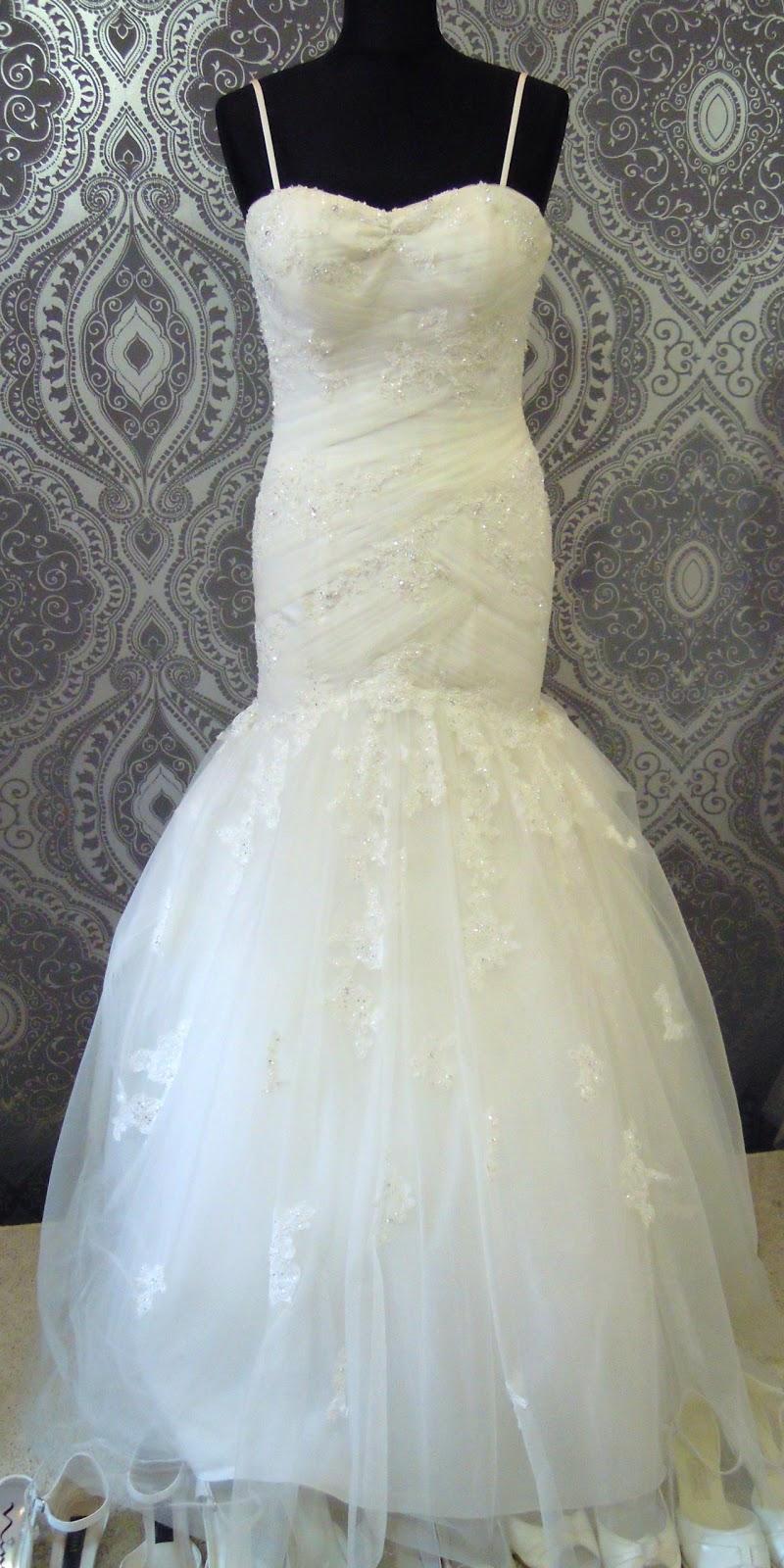 Suknie ślubne Vestido Suknia ślubna Koronkowa Rybka