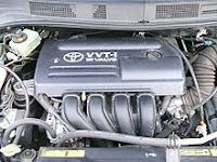 1ZZ-FE engine with VVT-i