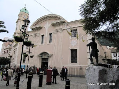 Catedral Catolica Santa Maria Coronada, Gibraltar