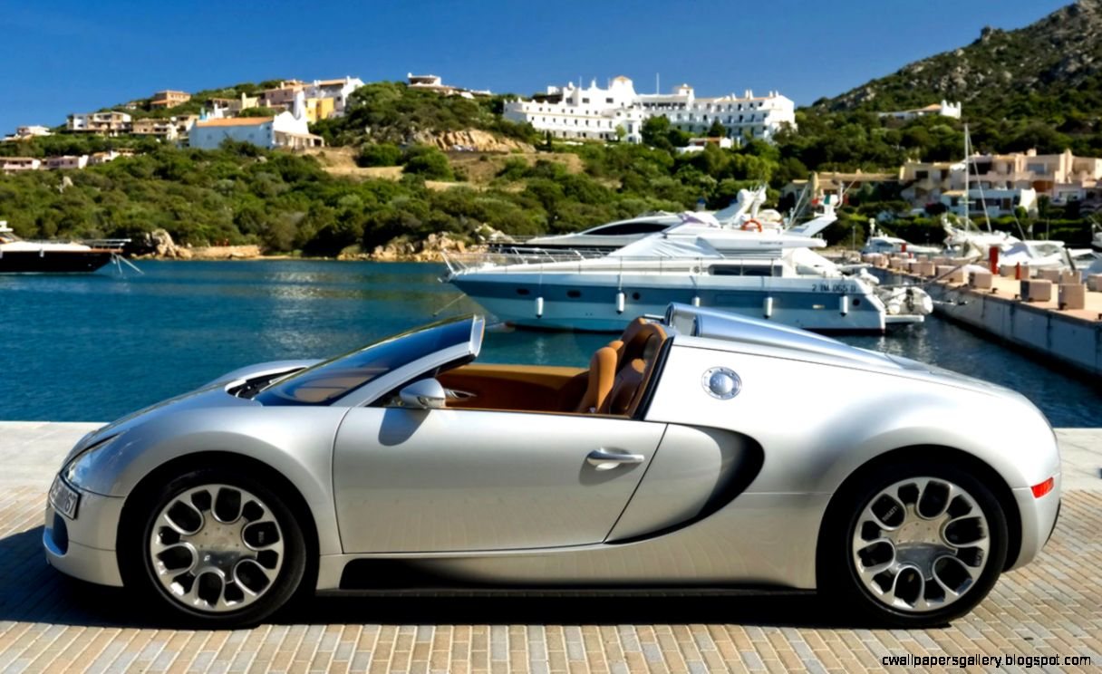 Bugatti Veyron Wallpapers   One of The Most Fastest and Expensive Cars