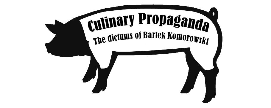 Culinary Propaganda