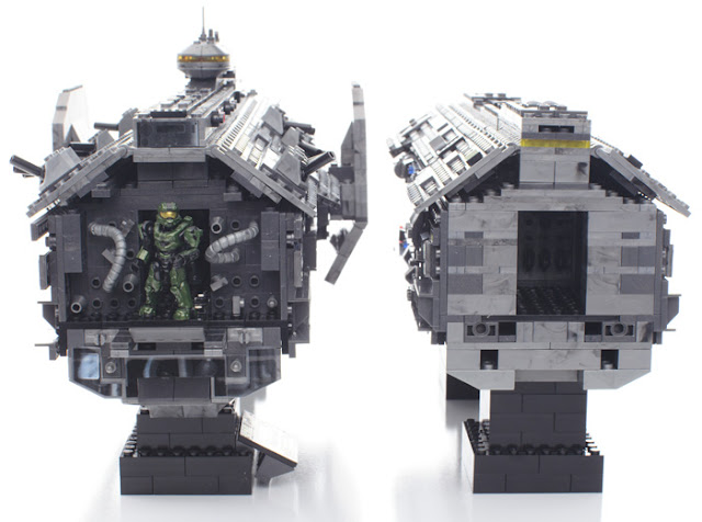 celine original bag price - New Images and Info on the Mega Bloks Forward Unto Dawn - Halo 4 ...