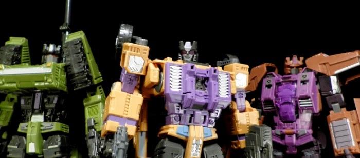 Warbotron WB01C Sly Strike