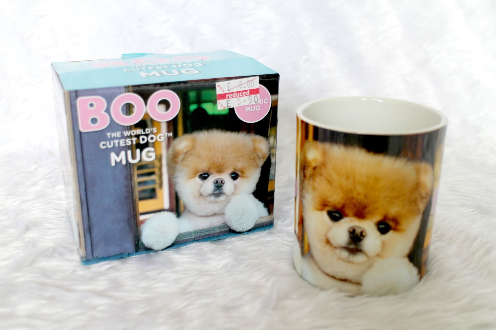 Boo The World's Cutest Dog Gift
