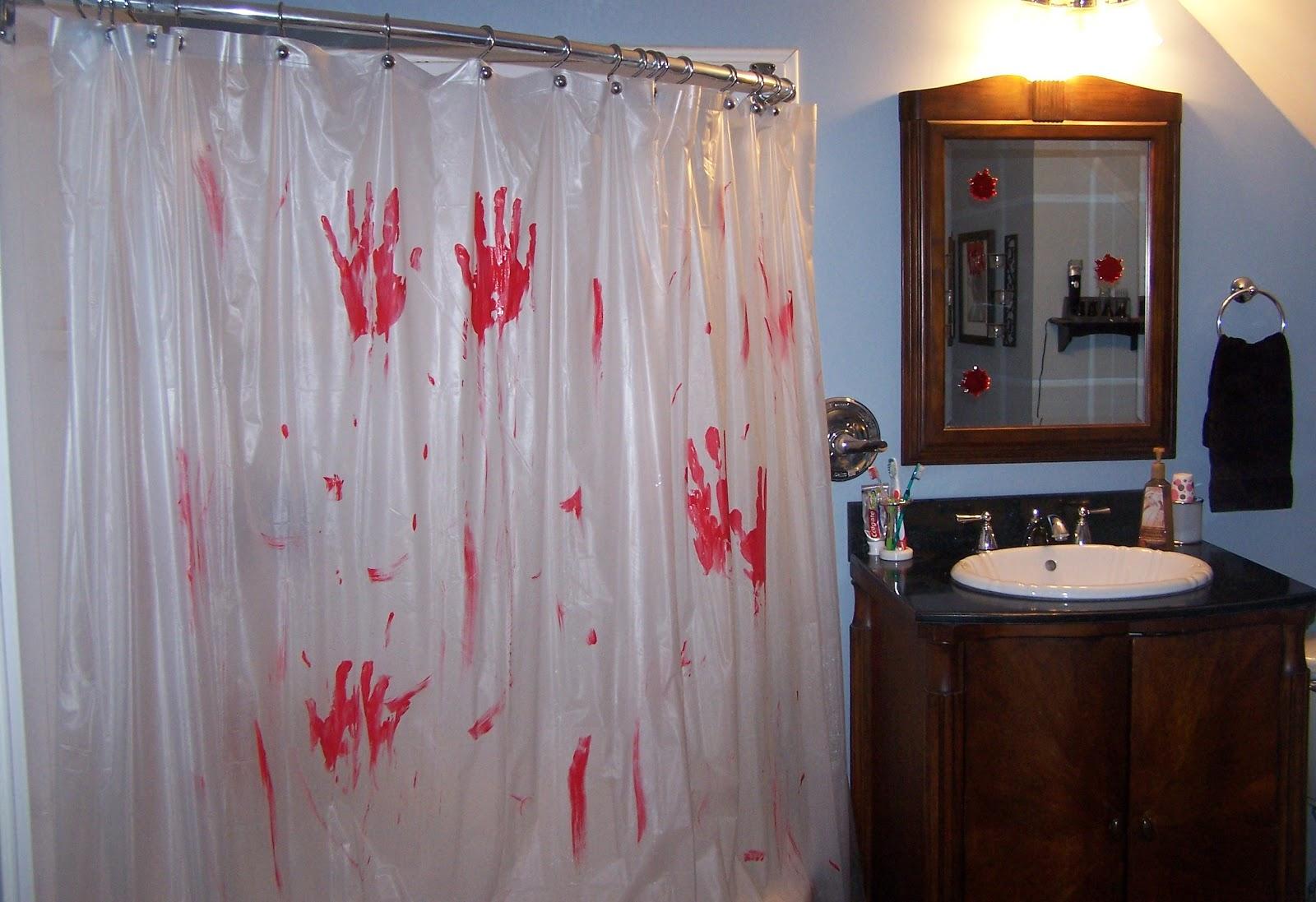 Halloween bathroom decorations - Halloween Bathroom Decorations