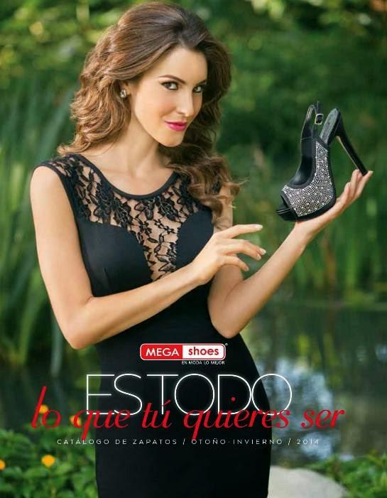 Catalogo Zapatos MegaShoes Otoño Invierno 2014