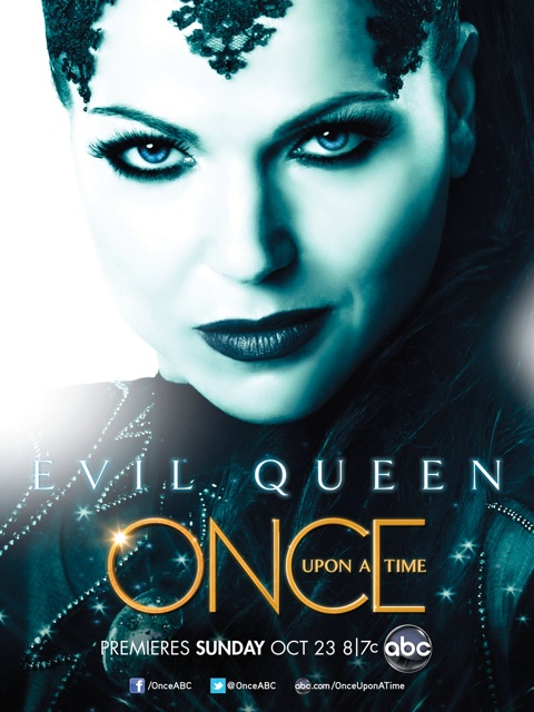 ABC+Once+Upon+A+Time+Evil+Queen Assistir Once Upon a Time Online