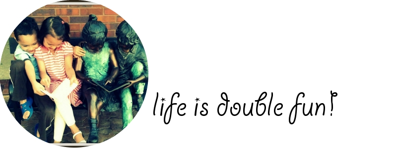life is double fun
