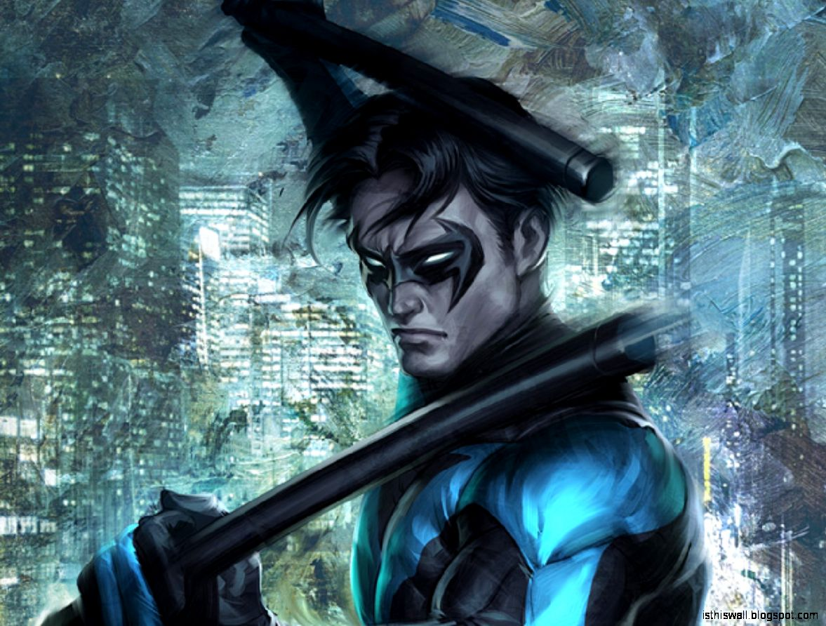 nightwing wallpaper this wallpapers