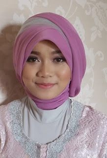 Model Jilbab Kebaya Elegan