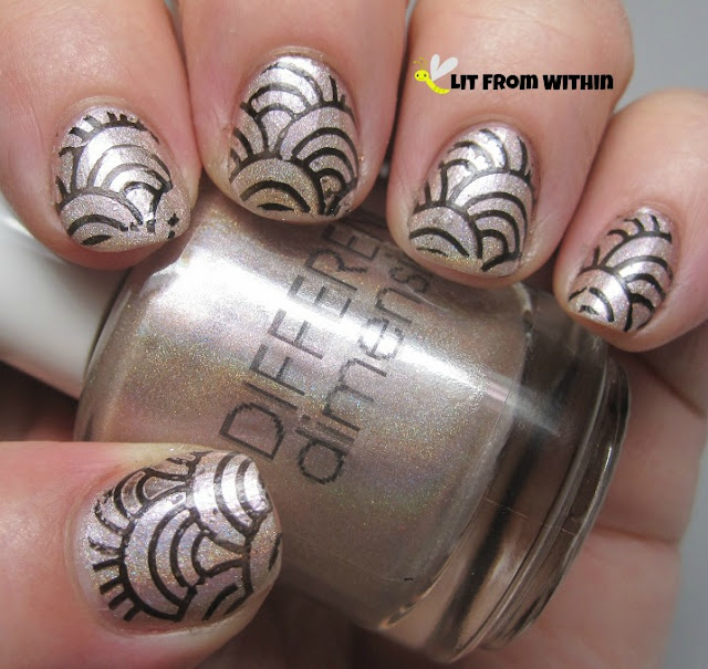stamped *all* the nails