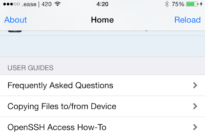 Cara Jailbreak iPhone iPad iPod Touch iOS 8.4 dengan TaiG [Windows]