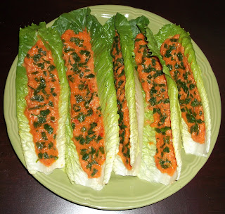 Raw food recipes simple romaine lettuce wraps with carrot tomato its easy to make healthy light yet filling and something you can eat with your hands which most people enjoy this serves 1 person as a meal forumfinder Image collections