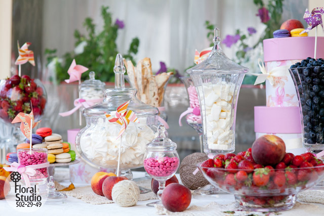 Наборы для сладкого стола своими руками