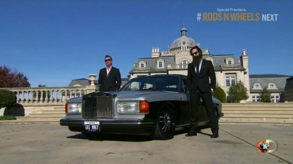 Fast And Loud Rolls Royce – Automobil Bildidee