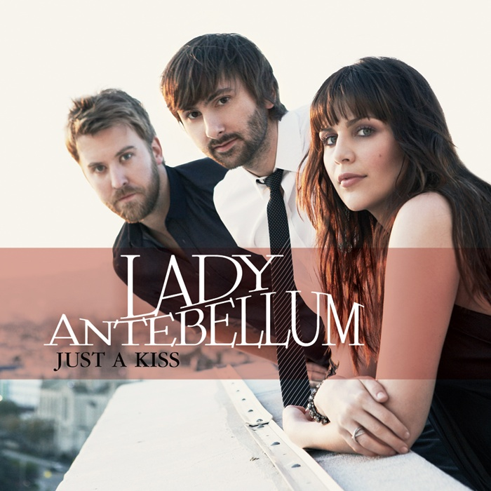 "MUSICA] VIDEO: Lady Antebellum - ""Just a Kiss"" (2011)"