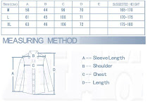 D.I.Y : How To Measure Long Sleeve