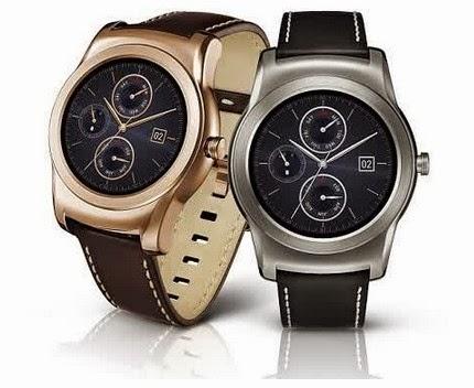 Spesifikasi dan Harga LG Watch Urbane Terbaru 2015