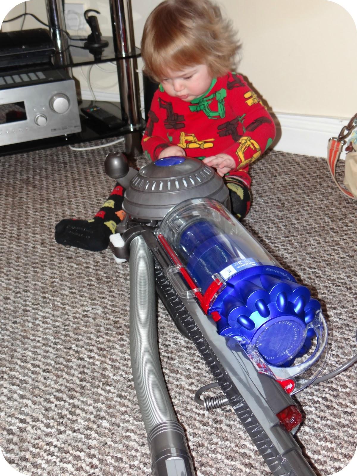 dyson toy vacuum instruction manual
