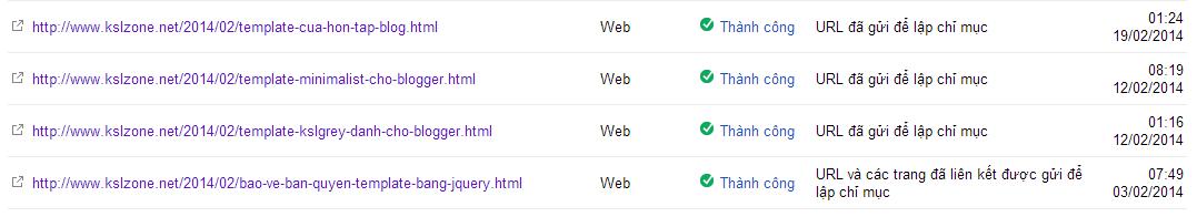 Đưa website lên Google trong vòng 3 phút