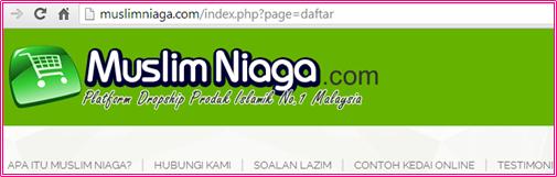 Muslim Niaga Platform Dropship