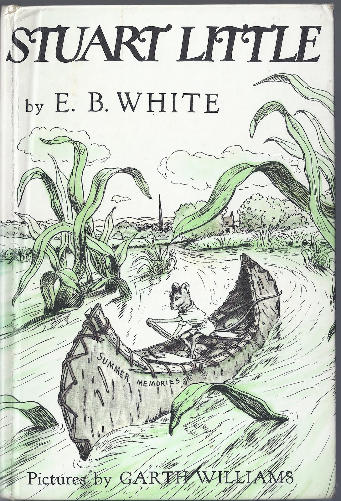 trumpet of the swan book report