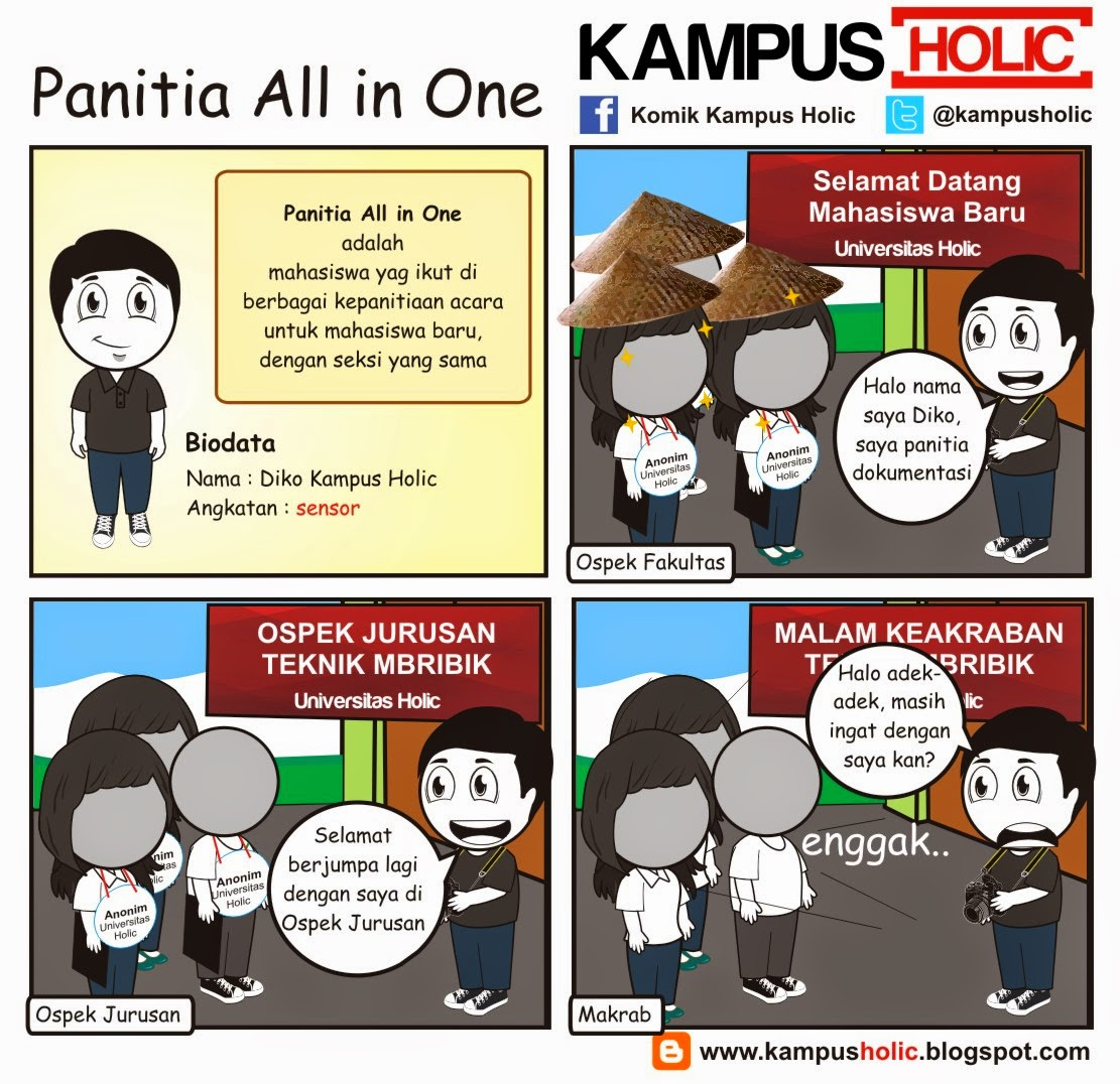 #604 Panitia All in One