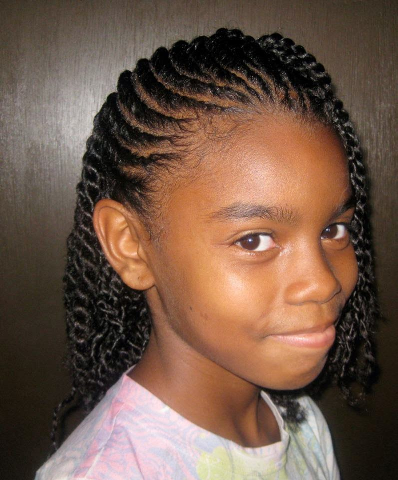 Top 22 Pictures of Kids Braids 2014 | Hairstyles Gallery
