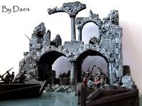 Diorama Osgiliath