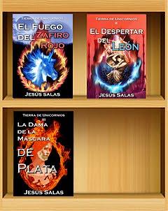 Mis libros en Amazon. ¡Puedes ver el inicio antes de comprarlos!