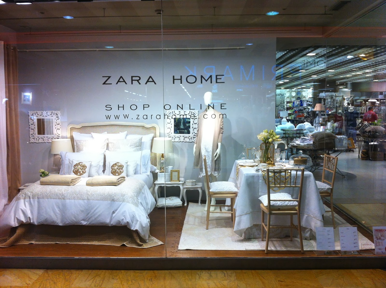Animaci N Y Marketing En El Punto De Venta Zara Home La