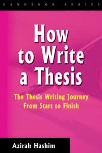 azirah hashim write thesis