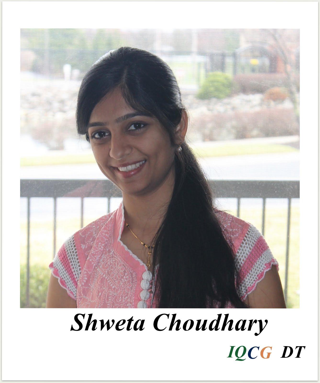 Shweta Choudhary