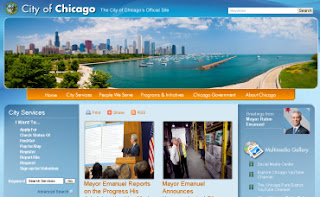 cityofchicago website review
