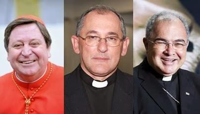 Papa nomeou bispos brasileiros para Conselho do Vaticano
