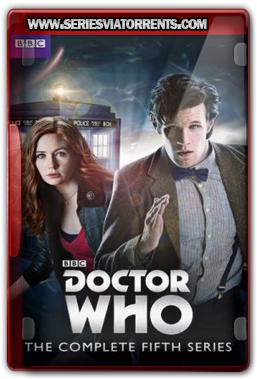 Doctor Who 5ª Temporada – Dublado BluRay Rip (2009)