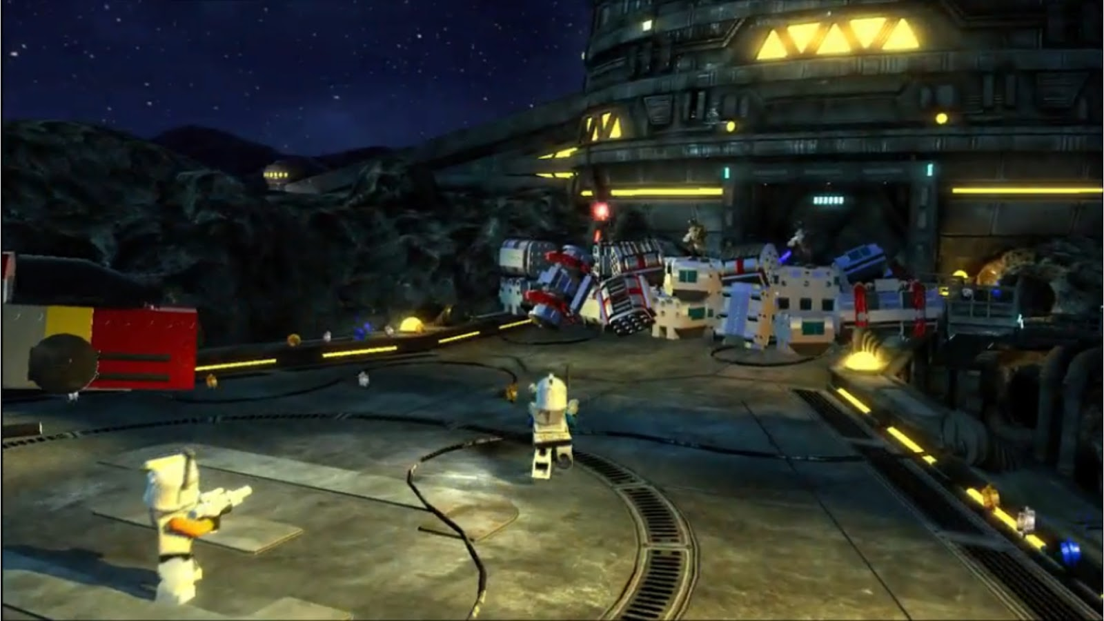free lego star wars games download