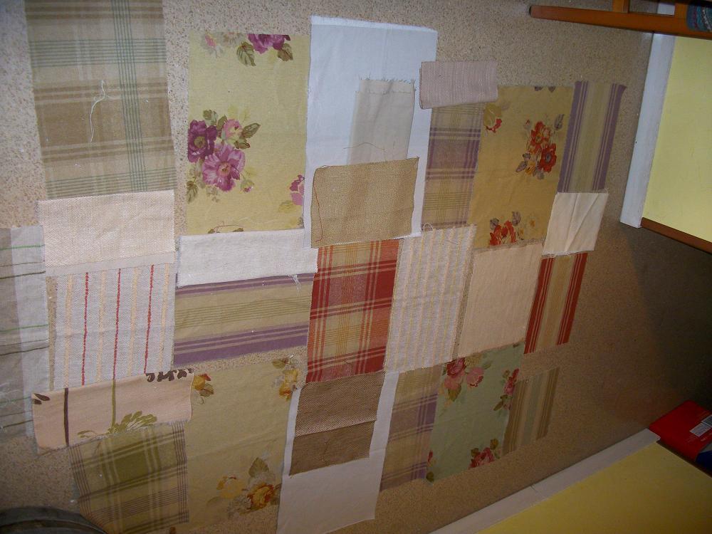 Tejiendo telara as muestras de tapicer a otro a o m s - Tapiceros en sabadell ...