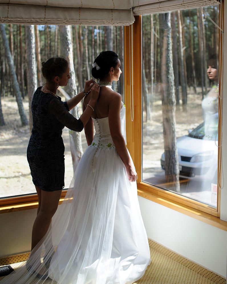 """vestuvės viloje  """"Chateau Amber"""