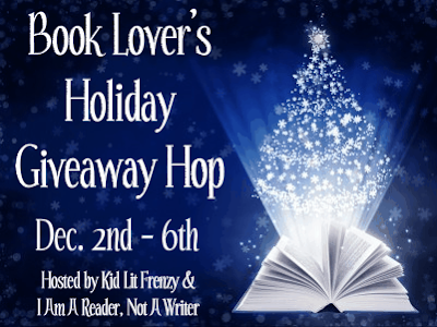 Book Lover's Holiday Hop